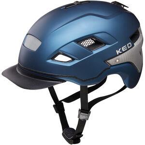 KED Berlin Helmet nightblue matt nightblue matt