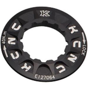 KCNC Verschlussring Shimano Center Lock schwarz schwarz