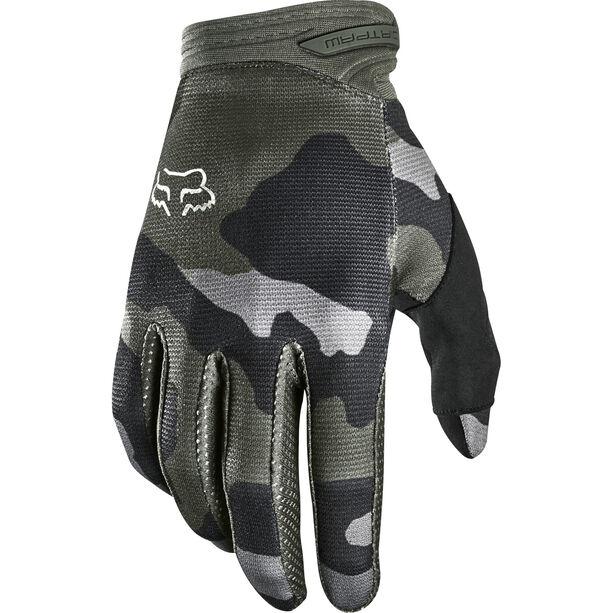 Fox Flexair Camo Handschuhe Herren green camo