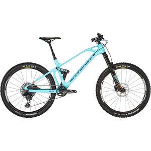 Mondraker Foxy Carbon R 27.5 Light Blue/Navy/Orange bei fahrrad.de Online