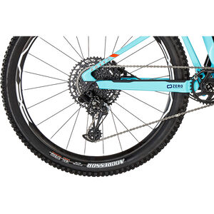 Mondraker Foxy Carbon R 27.5 Light Blue/Navy/Orange bei fahrrad.de Online