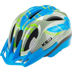 KED Meggy K-Star Helmet Kinder lightblue lightblue
