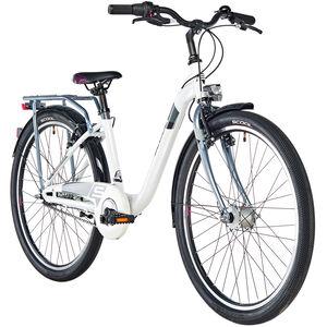 s'cool chiX 26 7-S alloy White/Anthrazit bei fahrrad.de Online