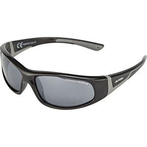 Alpina Flexxy Glasses Kinder black-grey black-grey
