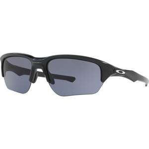 Oakley Flak Beta Sonnenbrille matte black/grey matte black/grey