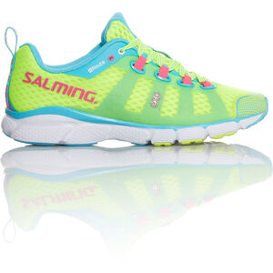 Salming enRoute Shoes Damen fluo yellow fluo yellow