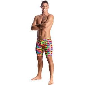 Funky Trunks Training Jammers Herren hot lips hot lips