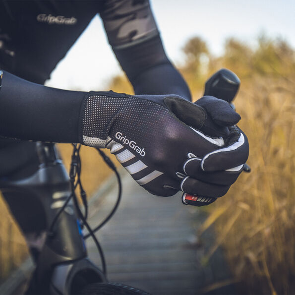 GripGrab Raptor Lightweight Raceday Windproof Winter Gloves
