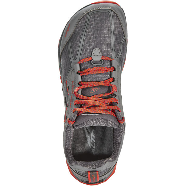 Altra Lone Peak 4 Running Shoes Herren gray/orange