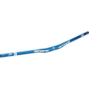 Spank Spike 800 Race Lenker Vibrocore Ø31,8mm blue/white blue/white
