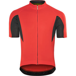 Mavic Aksium Jersey Herren racing red/black racing red/black