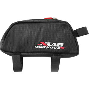 XLAB Rocket Pocket Plus Frame Bag XL black black