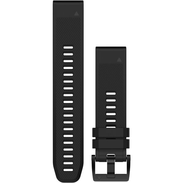 Garmin QuickFit Leder Uhrenband 22mm black