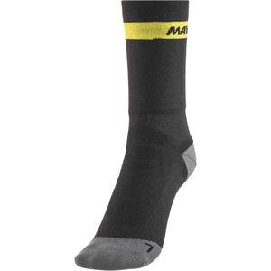 Mavic Ksyrium Elite Thermo Socks Black/Dark Cloud bei fahrrad.de Online