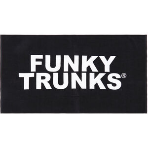 Funky Trunks Towel still black still black
