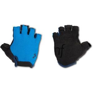 Cube Natural Fit X Kurzfinger Handschuhe blue