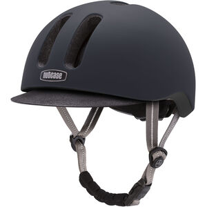 Nutcase Metroride Helmet Black Tie Matte bei fahrrad.de Online