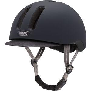 Nutcase Metroride Helmet black tie matte black tie matte