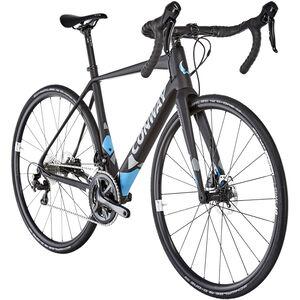 Conway GRV 1000 Carbon Herren carbon/blue bei fahrrad.de Online