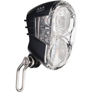 Axa Echo 15 Scheinwerfer für Nabendynamo mit Halter und Kabel bei fahrrad.de Online