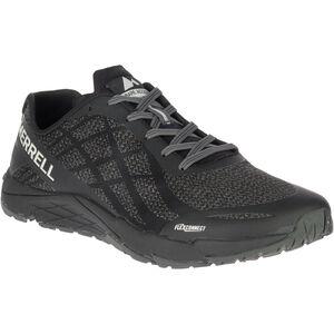 Merrell Bare Access Flex Shield Shoes Herren black and white black and white
