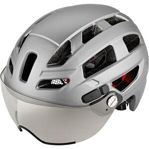 UVEX Finale Visor Helmet strato steel strato steel