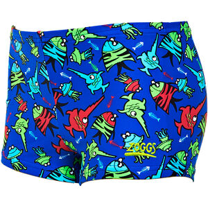 Zoggs Sea Saw Hip Racer Jammer Jungs blue/multi blue/multi