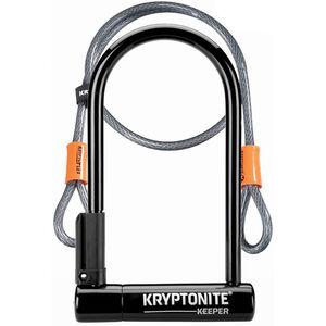 Kryptonite Keeper Standard + Kflex Bügelschloss 120cm