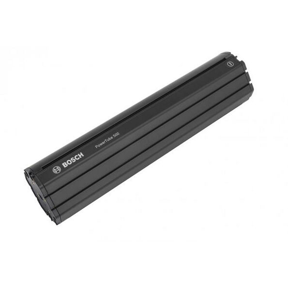 BOSCH PowerTube 500 Rahmenakku Vertikal schwarz