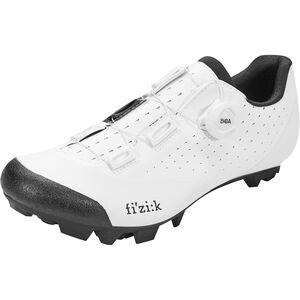 Fizik Vento Overcurve X3 MTB Schuhe weiß/schwarz weiß/schwarz