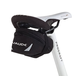 VAUDE Tube Bag M Saddlebag black black