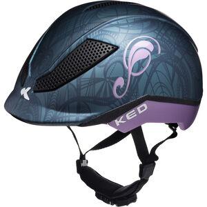 KED Pina Helmet Kids nightblue matt bei fahrrad.de Online