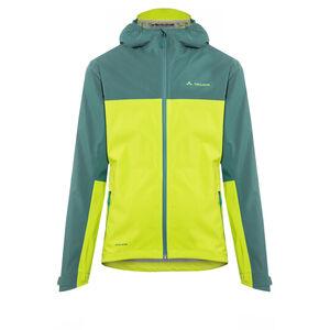 VAUDE Moab Rain Jacket Herren cactus/chute green cactus/chute green