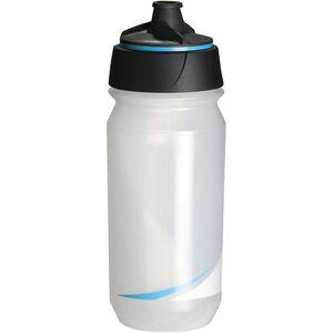 Tacx Shanti Twist Trinkflasche 500ml transparent/blau transparent/blau