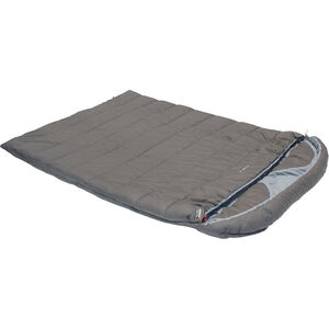 High Peak Clyde 4 Sleeping Bag grey/light grey