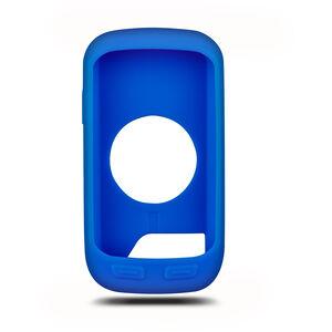 Garmin Edge 1000 Schutzhülle gummiert blau blau