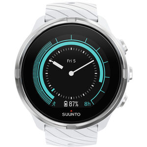 Suunto 9 Watch white white