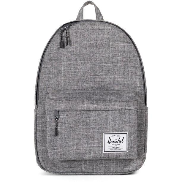 Herschel Classic X-Large Backpack raven crosshatch