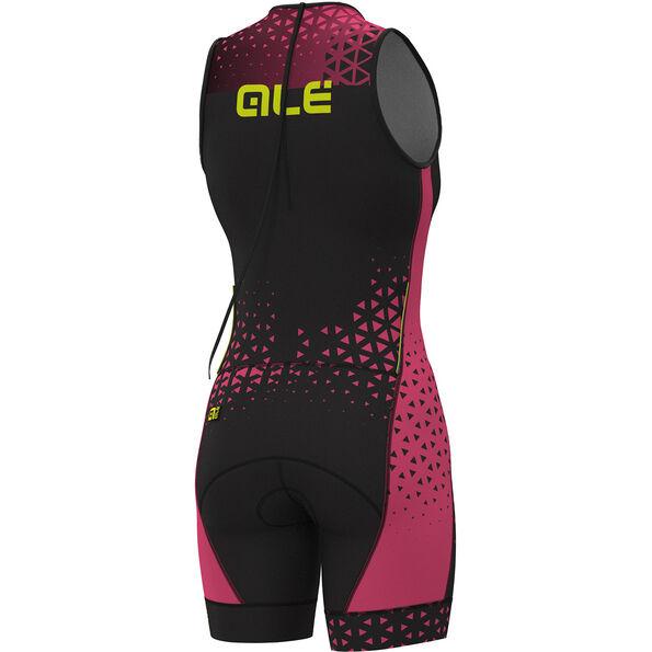 Alé Cycling Triathlon Rush Olympic Sleeveless Unitard Damen