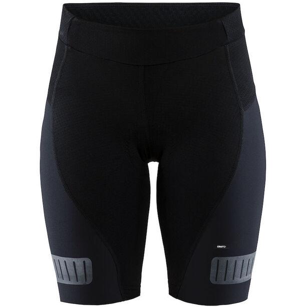 Craft Hale Glow Shorts Damen black