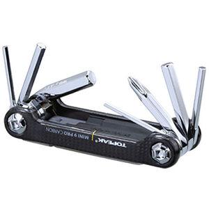 Topeak Mini 9 Pro Miniwerkzeug carbon schwarz bei fahrrad.de Online