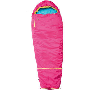 Grüezi-Bag Grow Colorful Sleeping Bag Kinder rose rose