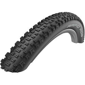 "SCHWALBE Rapid Rob Active Drahtreifen KevlarGuard SBC 27.5x2.10"" schwarz bei fahrrad.de Online"