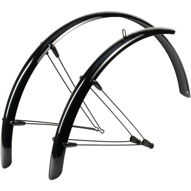 "Hebie Rainline Mudguard Set 28"" 36mm Streben black"