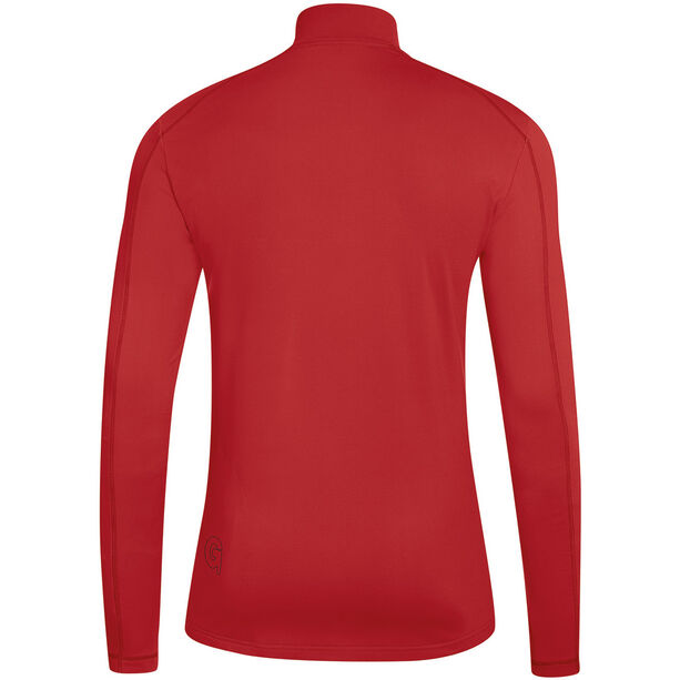 Gonso Christian Active Langarmshirt Herren high risk red