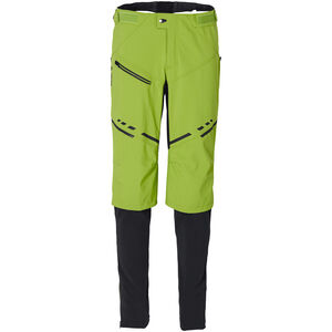 VAUDE Virt II Softshell Pants Men chute green