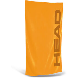 Head Sport Microfiber Towel orange orange