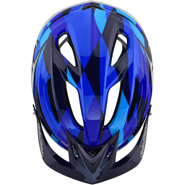 Troy Lee Designs A2 MIPS Helmet jet/blue