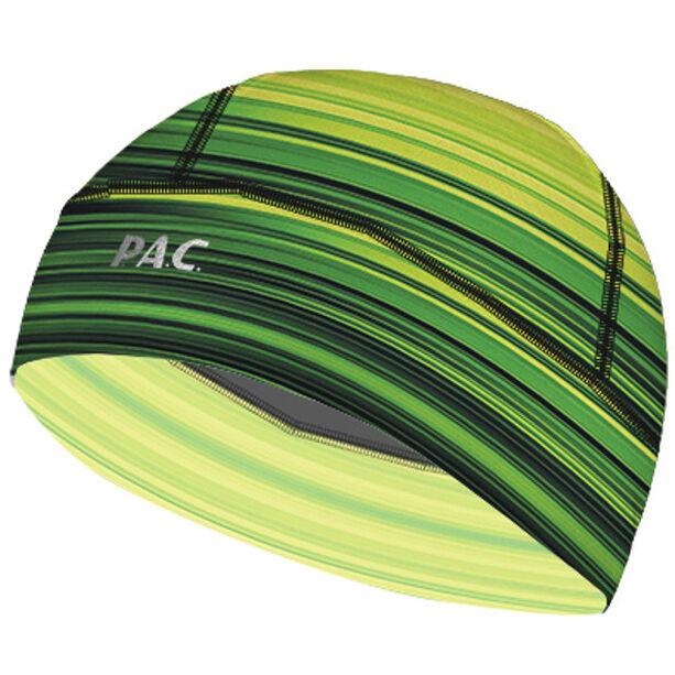 P.A.C. Day & Night Reversible Hat strobe green
