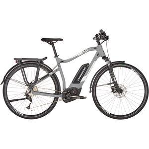 HAIBIKE SDURO Trekking 3.0 Herren grau/weiß/schwarz matt bei fahrrad.de Online